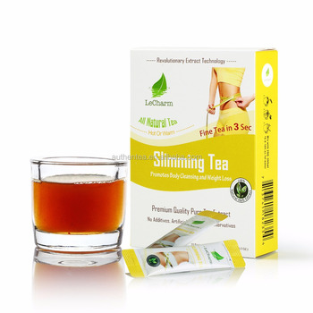 Free detox tea sample