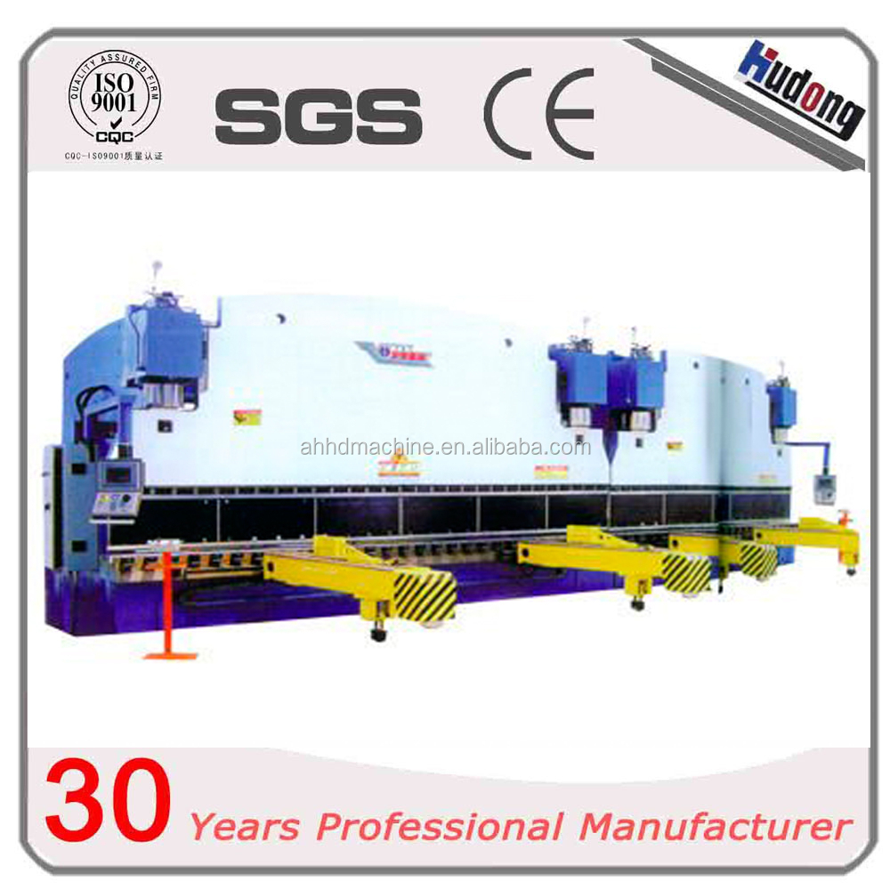 tandem hydraulic cnc press brake high quality