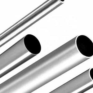 Factory direct sale ASTM 304L 316L 321L seamless stainless steel pipe for decoration