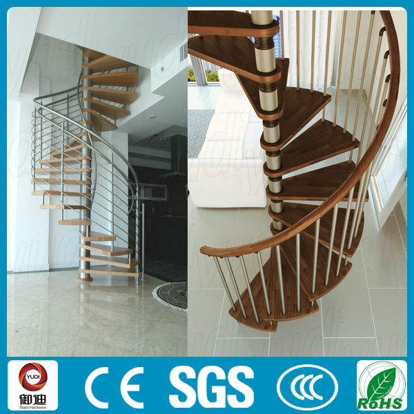 elegant antique staircase for house decor