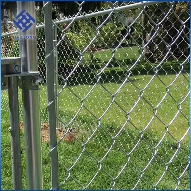 30 Years' factory supply chain link fence poles