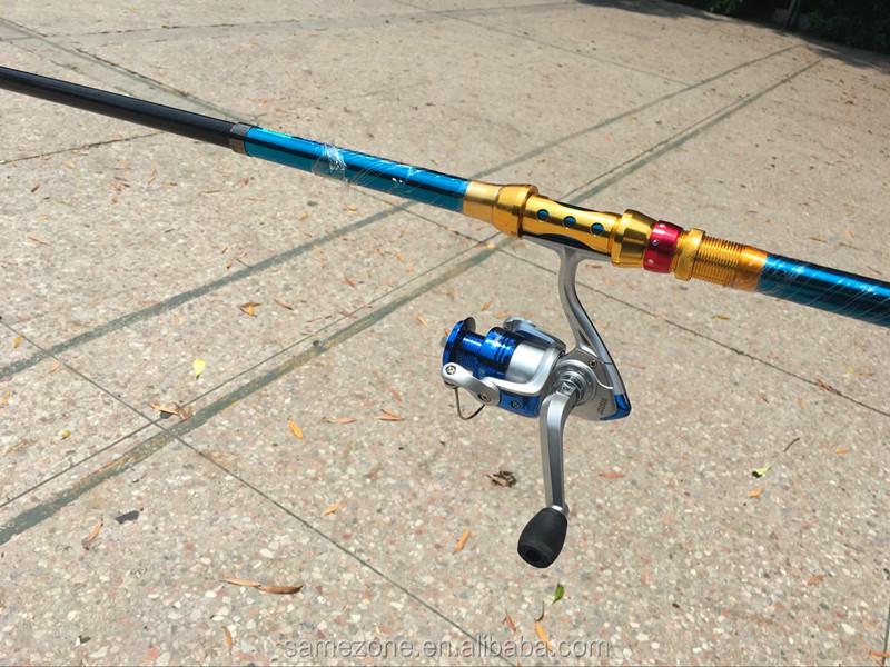 2.7M 3M 3.6M 4.5M 5.4M Surf Fishing Rods Carbon Pole Telescopic Fishing Stick Surfcasting Rod