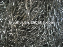 low price galvanized chain link factory