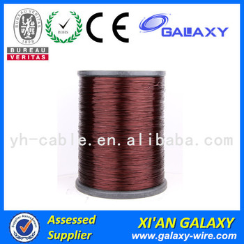 200 Class Ei Aiw Enameled Winidng Copper Wire/magnet Wire For ...