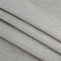 3 Pass Acrylic Coated Noise Reduction Blackout Fabric for Drapery