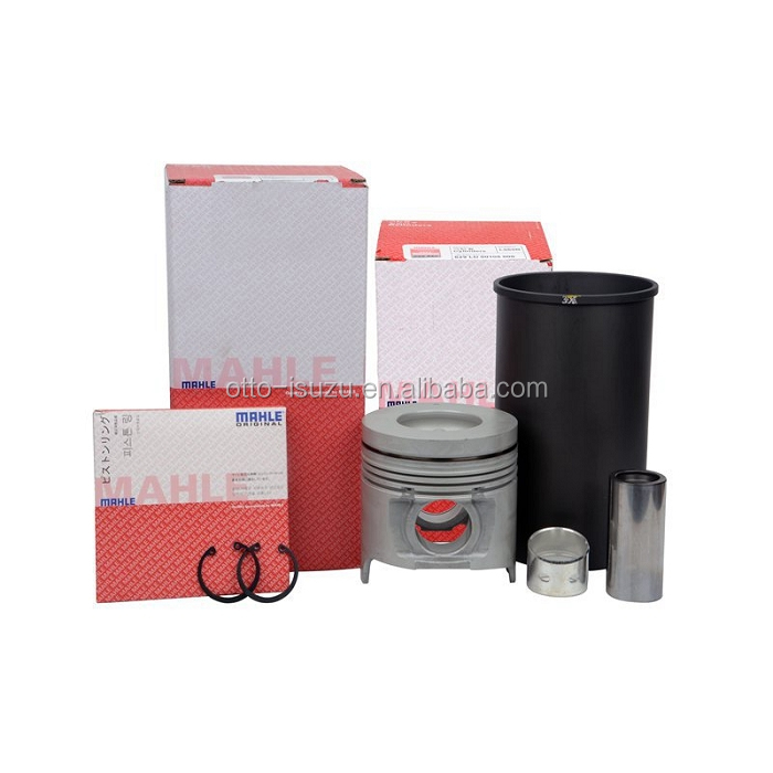 ZX330-3 6HK1T 6HK1 Engine Part Cylinder Liner Kit,Piston,Cylinder,Piston Pin,Piston Ring,Snap 1-87813540-0