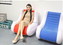 Music inflatable sofa leisure sofa stereo recliner rocking chair