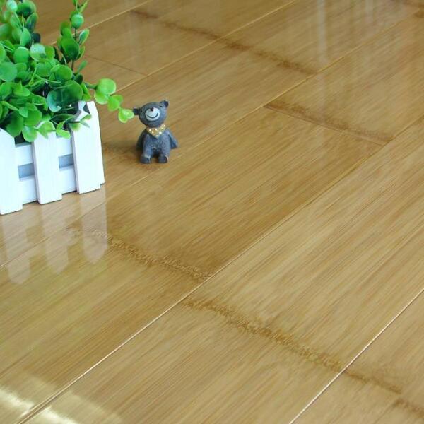 Anti Slip Bamboo Tile Look Lvt Pvc