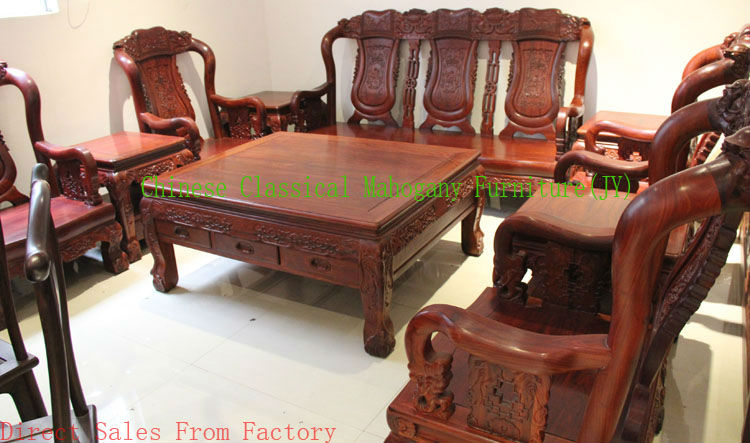 Chinese Classical Mahogany Furniture Rosewood Furniture