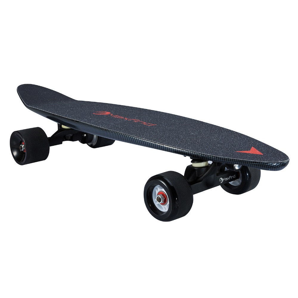 Maxfind Factory US Europe stock portable electric skateboard OEM/ODM/drop shipping