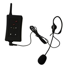 2017 hot selling products football referee walkie-talkies long range communications soccer equipment referee headset