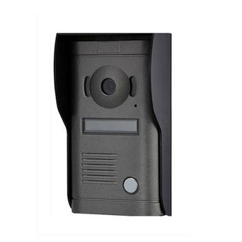 Home Security Door Bell Camerafront Door Digital Intercom Station