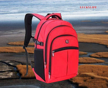 "Red OGIO day Backpack/ 12"" computer bag / leisure packbag supplied by OEM manufacturer"