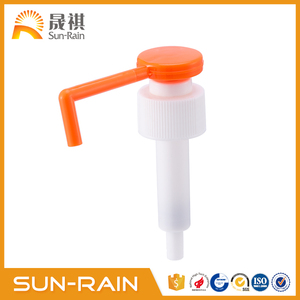 New Style 5cc Plastic Liquid Soap Lotion Pump For Shampoo
