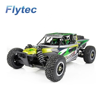 Flytec WL toys A929 Remote Control Car Toy 1 : 8 2.4G 4WD 80km / h Brushless Professional High Speed RC Car Racing Desert Car