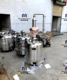 100Lt 200Lt 300Lt Copper Alcohol Distillation Equipment with Bubble Plate Distillation Column