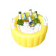 Inflatable float cooler, inflatable pool Floating Drinks Beer Cooler, outdoor camping pvc inflatable ice bucket