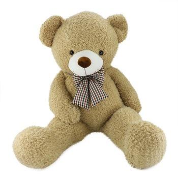 b9a9d64ca77 Giant Huge Cuddly Stuffed Animals Plush toys Teddy Bear with Bow-knot big  teddy bears