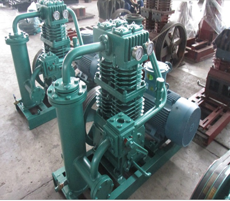 Hydrogen compressor, piston compressor piston air compressor