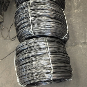 1.6 MM Black Annealed MS Binding wire/Q195 low carbon steel wire coil