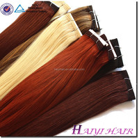 Alibaba Express Supper Quality Full Ends No Acid No Chemical Remy Human Hair Weft Color 350