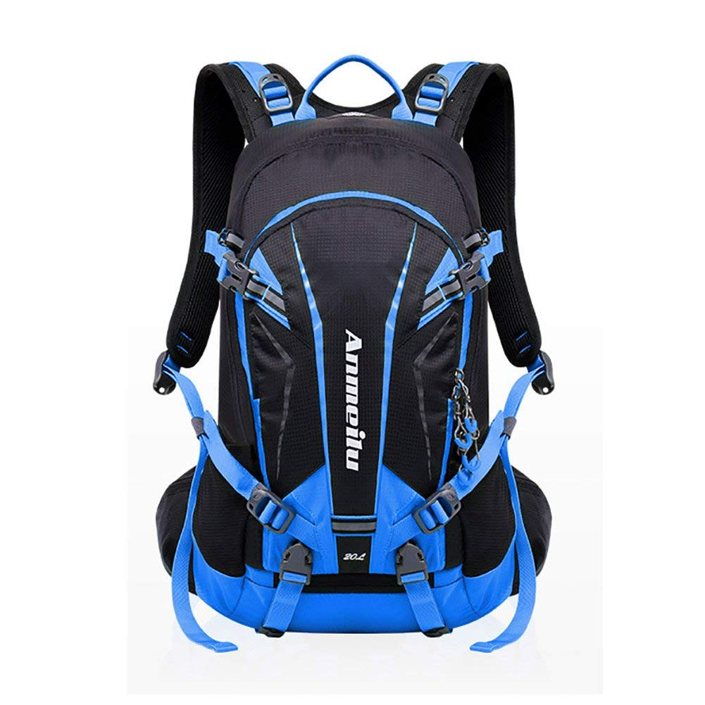 ANMEILU 20L Hydration Backpack + 2L Water Bladder Bag, Hydration Pack For Hiking, Running, Cycling, Climbing and Outdoor Sports, with Rain Cover