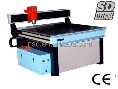 Hot sale!!can process MDF board and other kinds of planks processing SD-1212 Advertisement CNC Router high precision!!