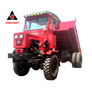 4WD all road transporter tractor for palm oil garden