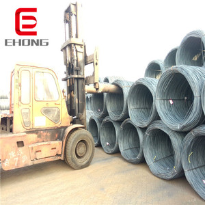 6mm wire rod coil ! tangshan q195 low carbon hot rolled sae 1008 wire rod 5.5mm 6.5mm 8mm 10mm steel wire rods price