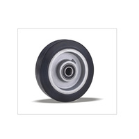 Wholesale China Trade high quality solid rubber wheel