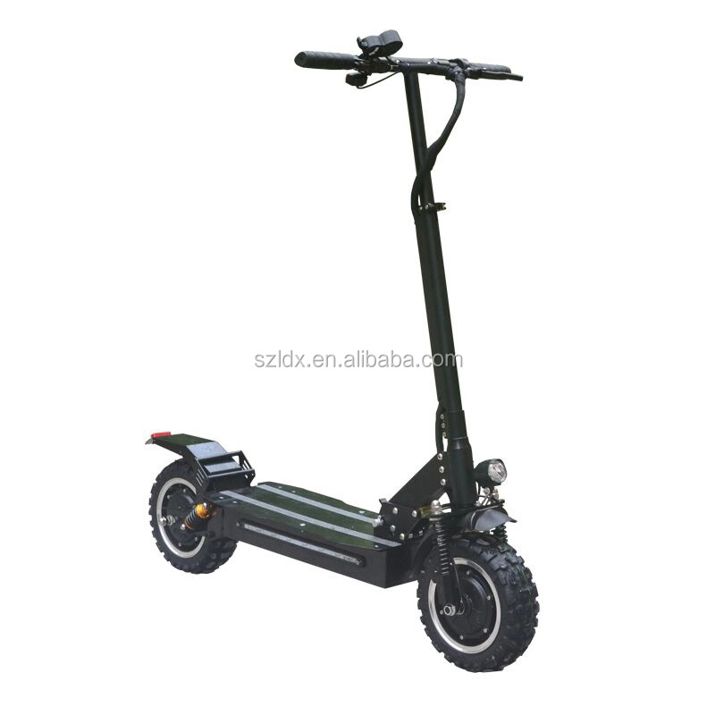 China Factory Price Electric Scooter 3200W 60V Two Wheel Adult Powerful Scooter