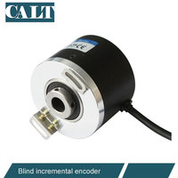 Chinese OEM CALT DIY Incremental hollow shaft 10mm Optical Rotary Encoder