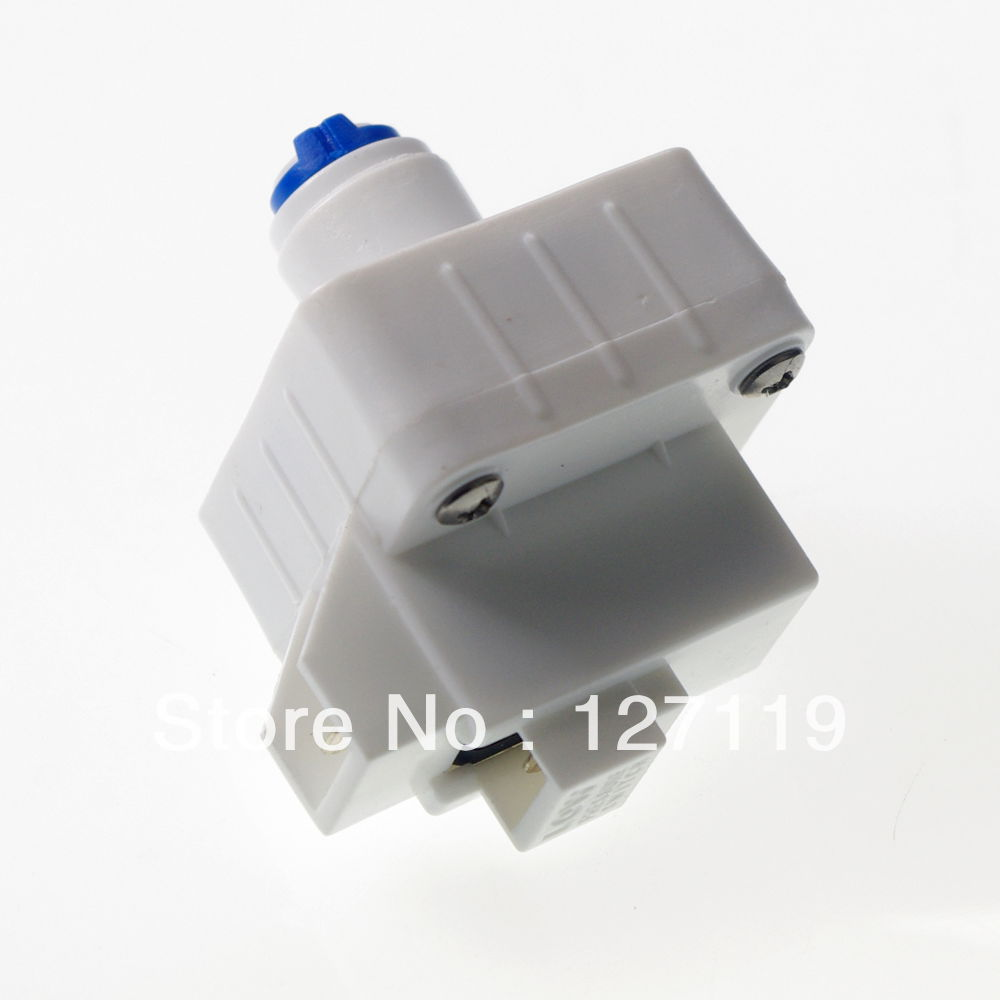 "Quick Contact1/4"" Tube Connection Reverse Osmosis Tank Low Pressure Switch"