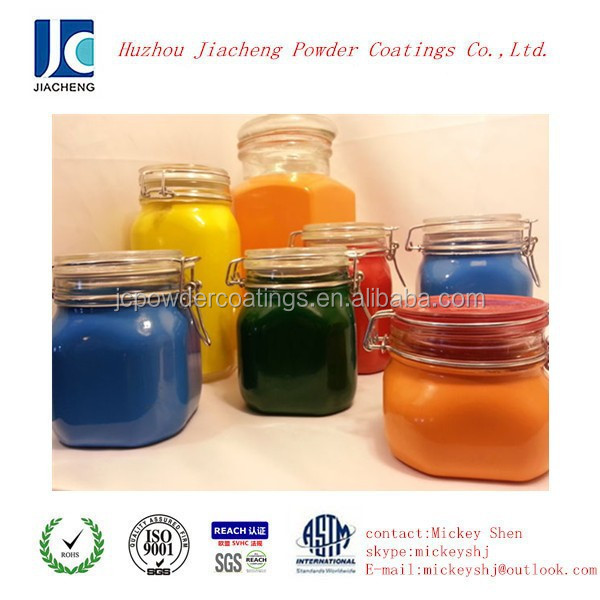 Fine Surface High Gloss Powder Coating