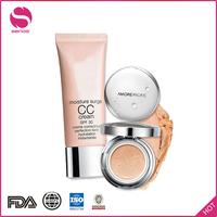 Senos Skin White Makeup Base Face Cream Waterproof BB & CC Creams For Adults Female