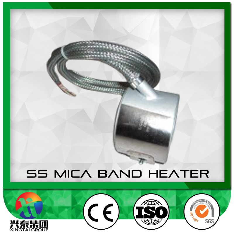 Mica Insulated Band Heater for Autoclaves