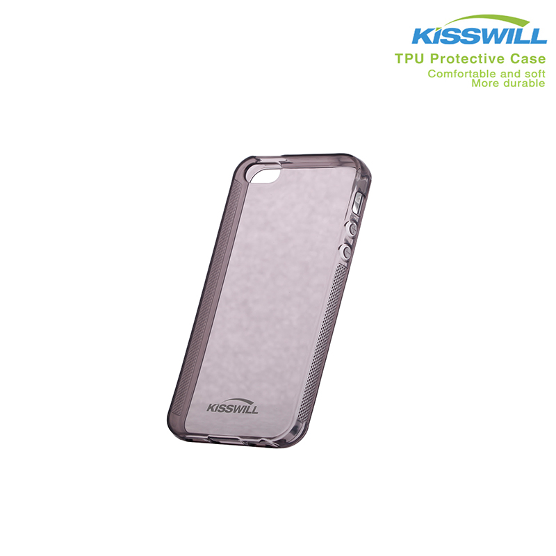 Whole Sale High Quality Skidproof TPU Cover Phone Case For iphone 5s