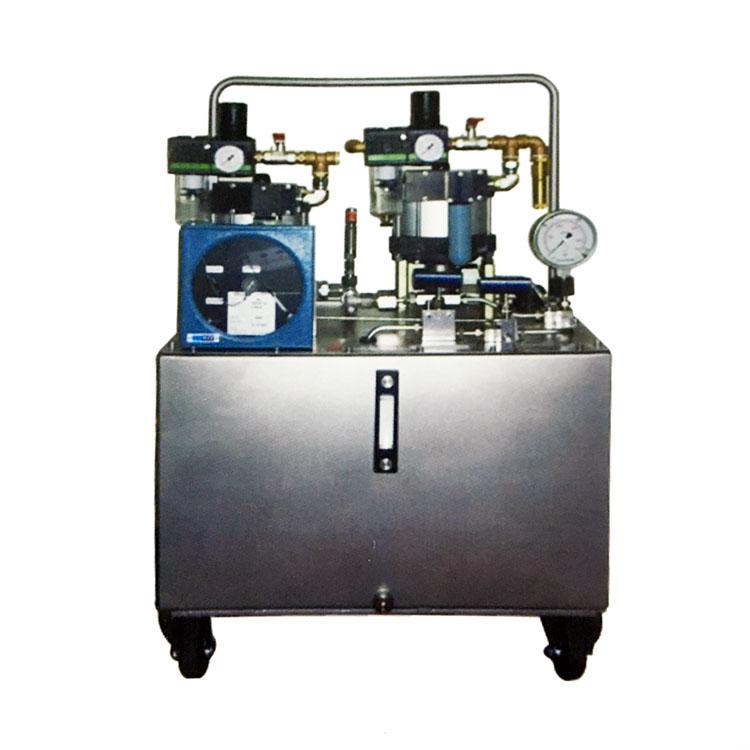 Pneumatic Hydro Pressure Testing Equipment For Pvc Pipe