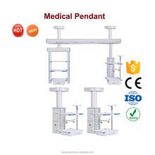 Double Arm Surgical Ceiling Pendant for Hospital Use