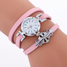 Fashion leather Top 10 Wrist Watch Brands wholesale NSWH-0112