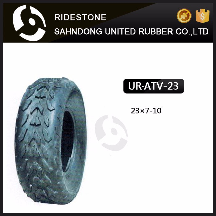 China Manufacturer Wholesale Factory Price ATV TYRE 23*7-10