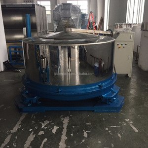 500kg hydro extractor full 304 stainless steel, with inverter and air compressor lid