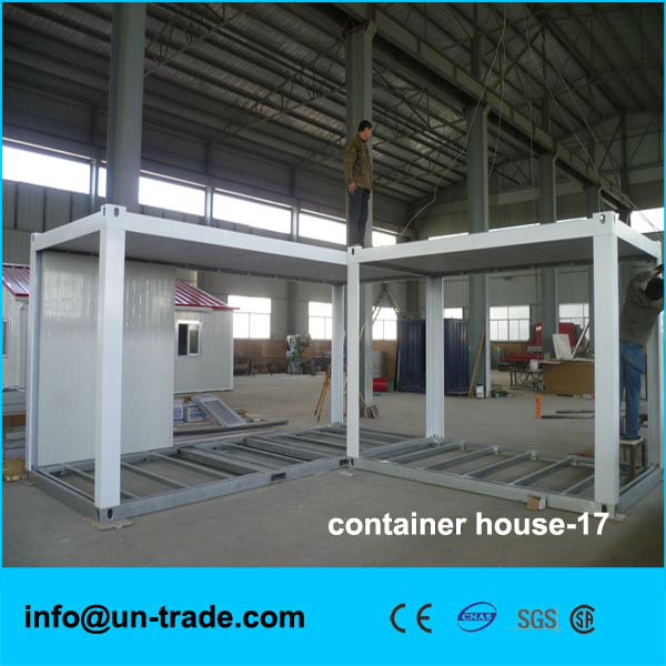 foldable container house for shop