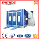 Smithde Side Downdraft Spray Paint Booths S-58 with gas heater