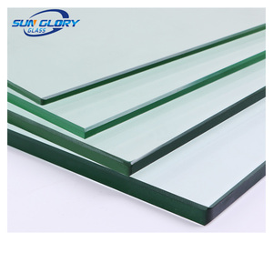 Clear Tempered Glass Fence Panels