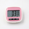 2017 new products step counting sport pedometer calorie counter
