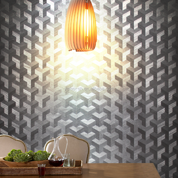 Designer Wallpaper Handmade Natural Wood Veneer Wallpaper For Home ...