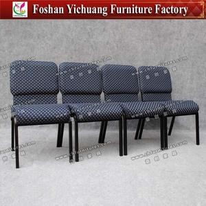 YC-G36-18 3D Public Chair/Theater System Cinema/Auditorium Hall Chair