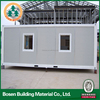 20FT prefab cabin container house hot sale in India
