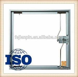 Indoor Aluminum Drywall Access Door for Central Air Conditioning